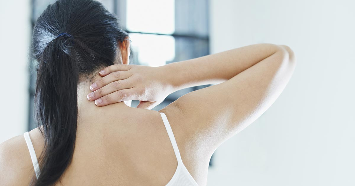 Neck pain treatment