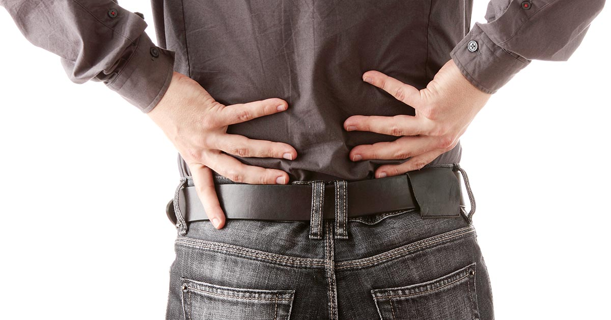 Depew chiropractic back pain treatment